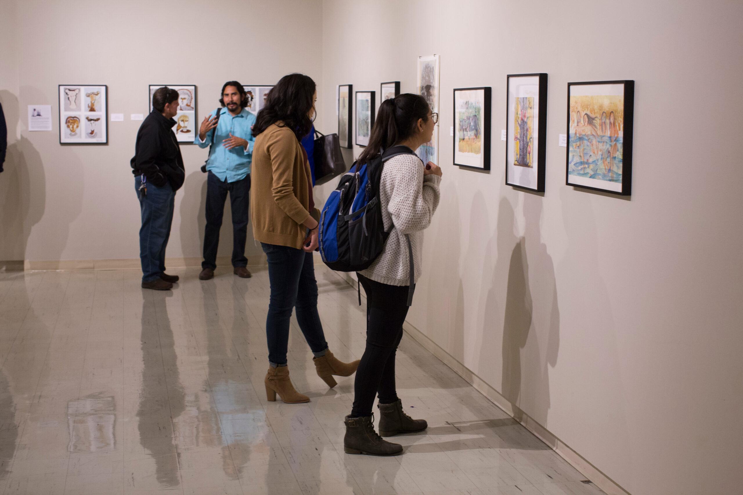 Crossman Art Gallery