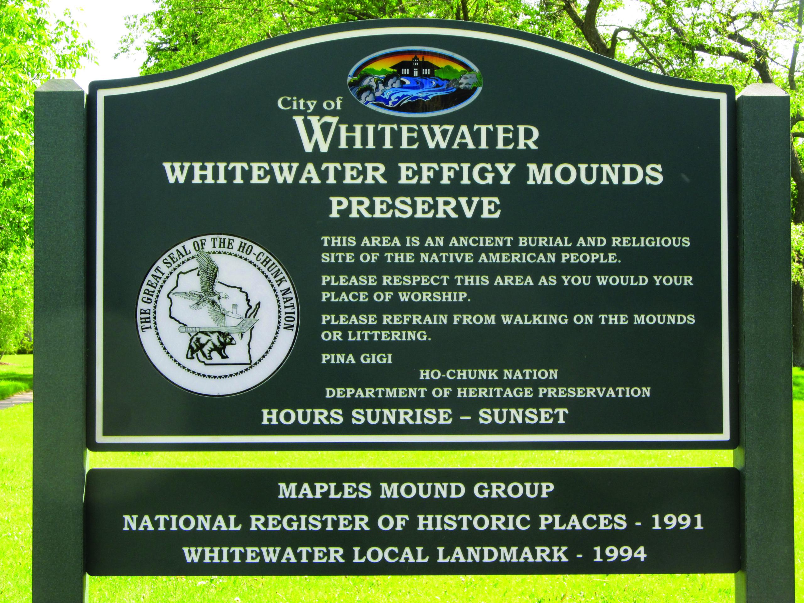 Effigy Mounds Preserve