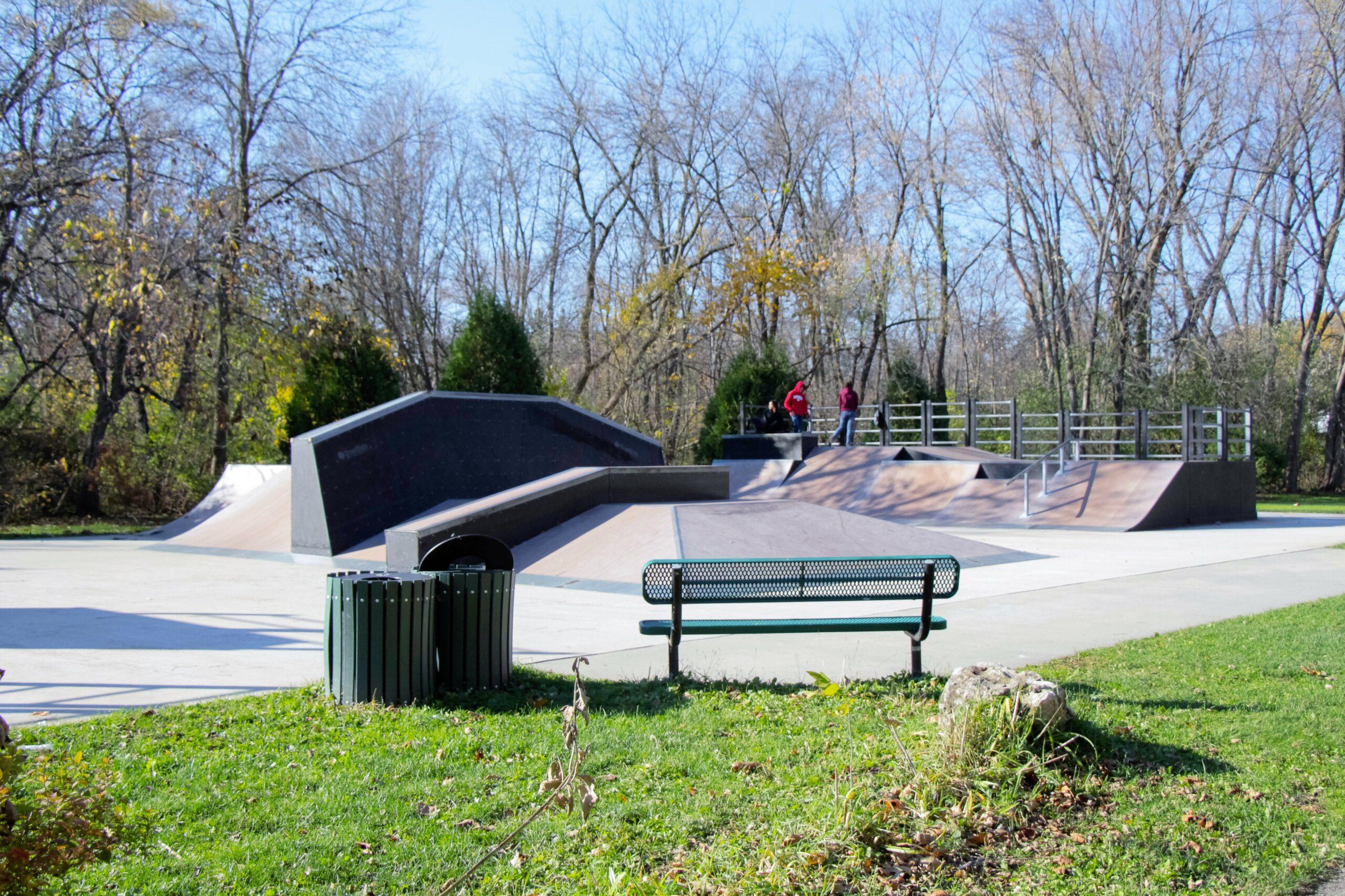 Rotary Skate Park