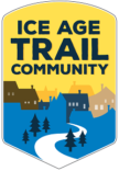 Ice Age Trail Community Logo