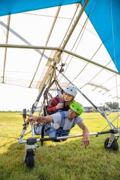 Hang Glide Wisconsin